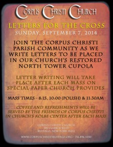 Letters for the Cross